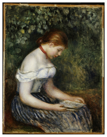 The Reader (Pierre-Auguste Renoir)
